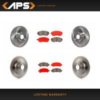 Premium Ceramic Disc Brake Pad REAR Fits Camaro LS//LT Cadillac CTS SRX KFE1337