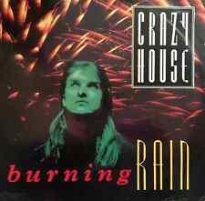 "CRAZY HOUSE - Burning Rain (12"") (EX/G)"