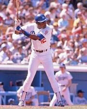 1981 LA Los Angeles Dodgers DUSTY BAKER Glossy 8x10 Photo Print Baseball Poster