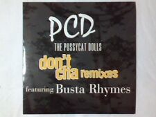 PUSSYCAT DOLLS Don't cha remixes cd singolo PR0M0 BUSTA RHYMES RALPHI ROSARIO