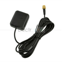 28dB 3m Gain 1575.42MHz RP-SMA Male GPS Antenna Aerial Connector Waterproof