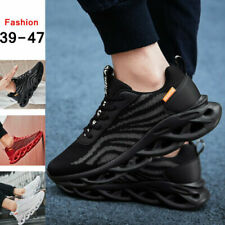 New Men's Lace up Athletic Sneakers Sport Shoes Breathable Mesh Running shoes