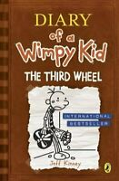 Diary of a Wimpy Kid: The Third Wheel (Book 7) By Jeff Kinney#