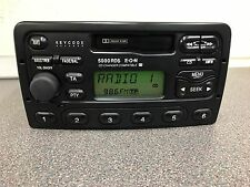 Ford 5000 Rds Eon car radio stereo Player Fiesta Focus Transit Etc With Code