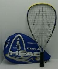 Head Racquetball Racquet Ti.Fury Xl With Zippered Case - Head Glove