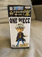 One Piece History of Law World Collectible Figure Shachi 7cm BANP49840 US Seller