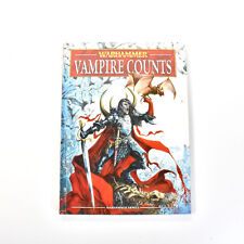 VAMPIRE COUNTS Codex Warhammer Fantasy book