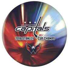 15lb NHL Washington CAPITALS  Stanley Cup Champions Bowling Ball IN STOCK NOW