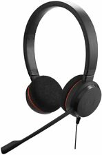 More details for new! jabra evolve 20 uc stereo headset. model: 4999-829-209