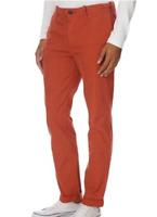 JACK WILLS Barberry Slim Chinos Orange Mens Size UK W32 R *REF139