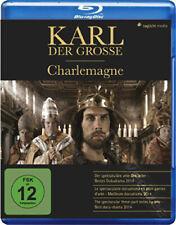 Karl der Grosse - Charlemagne (3 Episodes) NEW Series Cult Blu-Ray 2-Disc Set