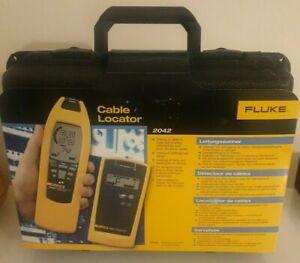 Fluke Cable Locator 2042 Brand New *VAT Reg Business