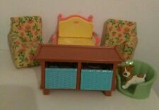 Fisher Price Loving Family Dollhouse Livingroom Accessories