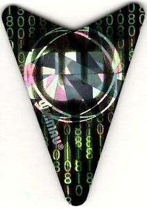 The Matrix Arrowhead Dart Flights: 3 per set
