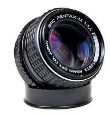 Pentax SMC Pentax-M 1:1 .4 50mm