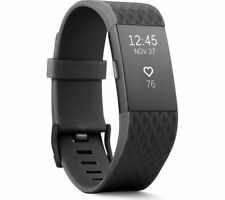FITBIT Charge 2 small Strap - Gunmetal - Box Broken