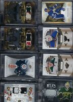2017-18 Black Diamond Diamond Mine Relics #DMEB  ED BELFOUR  /299