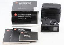 Leica Universal Wide-Angle Viewfinder TRI-ELMAR-M 16mm 18mm 21mm 24mm 28mm