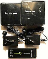 Iogear Wireless 3D-Hd Hdmi Digital Kit, Full Hd 1080P & 5.1 Digital Audio Bnwob