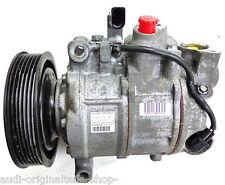 AUDI A6 4g A7 CLIMA Compresor de aire acondicionado Air ESTADO Bomba 4g0260805a