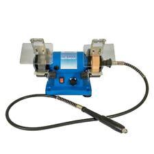 Mini Amoladora De Banco 120 W Velocidad Variable Con Flexi-Drive Shaft-Pro-max