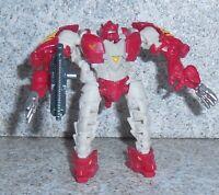 Transformers Beast Hunters HUN-GURRR Complete Cyberverse Abominus