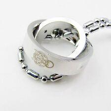 Final Fantasy cloud woft ring necklace y