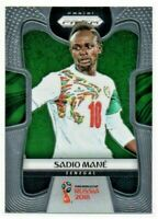 Sadio Mane Panini Prizm World Cup 2018 Silver Raw | BUY 3 GET 1 FREE