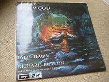 Dylan Thomas Under Milk Wood Argo UK Mono 1982 LP [Ex/Ex]
