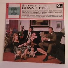 "33T SURPRISE PARTY BONNE FETE Vinyle LP 12"" NICHOLAS BRESILIENS LUCCHESI AZZAM"