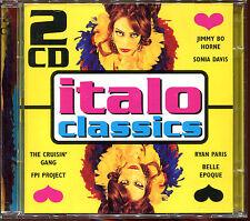 ITALO CLASSICS - 2 CD COMPILATION [1436]