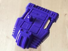 Transformers G1 Parts 1985 MENASOR feet foot plate Left