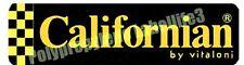 Mirrors stickers - VITALONI CALIFORNIAN - Ferrari, Lotus, Abarth and others