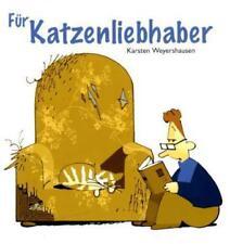 Für Katzenliebhaber: Cartoon-Geschenbuch