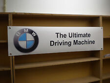BMW car BANNER Vehicle Workshop Garage Car Forecourt Display - E30 351, 328, E46