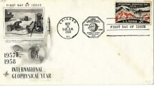UNITED NATIONS 2 June 1958 WORLD HOPE FOR LASTING PEACE FIRST DAY COVER