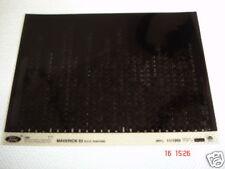 FORD MAVERICK FEB. 1993 A MAYO 1996 piezas Microficha JUEGO COMPLETO