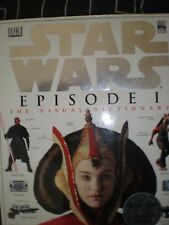 STAR WARS BOOK-EPISODE 1 THE VISUAL DICTIONARY