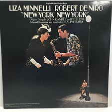 New York, New York (Laserdisc, Liza Minelli, Robert De Niro, Rare Original)