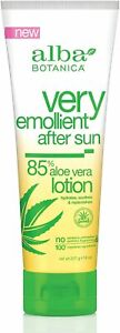 After Sun Lotion by Alba, 8 oz