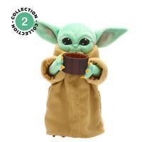 Disney Star Wars Mandalorian Baby Yoda The Child with Cup Mini plush soft toy