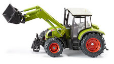 Siku 3656 Claas CON PALA CARGADORA Coche a Escala Modelo Agricultura Tractor 1