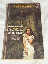 Ruth McCarthy Sears IN THE SHADOW OF THE TOWER Vintage Gothic Romance WSSU