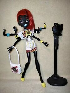 Monster High Wydowna Spider - I Love Fashion. SHE'S BACK, EVEN MORE FASHIONABLE!