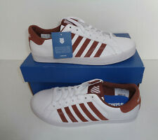K Swiss Mens Memory Foam Classic Leather Casual Retro Shoes Trainers UK Size 6.5