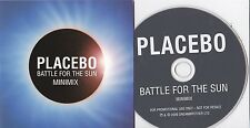PLACEBO BATTLE FOR THE SUN [MINIMIX] RARE 5 TRACK PROMO CD