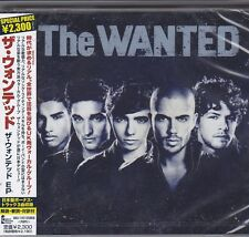 THE WANTED + BONUS TRACKS [NEW SEALED] RARE JAPAN CD