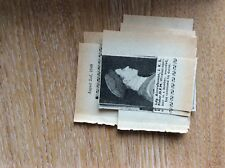 g1l ephemera 1940 ww2 small picture ldg aircraftsman j k s fisher d f m