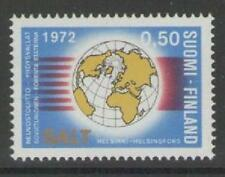 FINLAND SG793 1972 CONCLUSION OF ARMS TALKS MNH