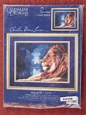 Candamar Designs, Counted Cross Stitch, Majesty III, Sealed 51112, F1